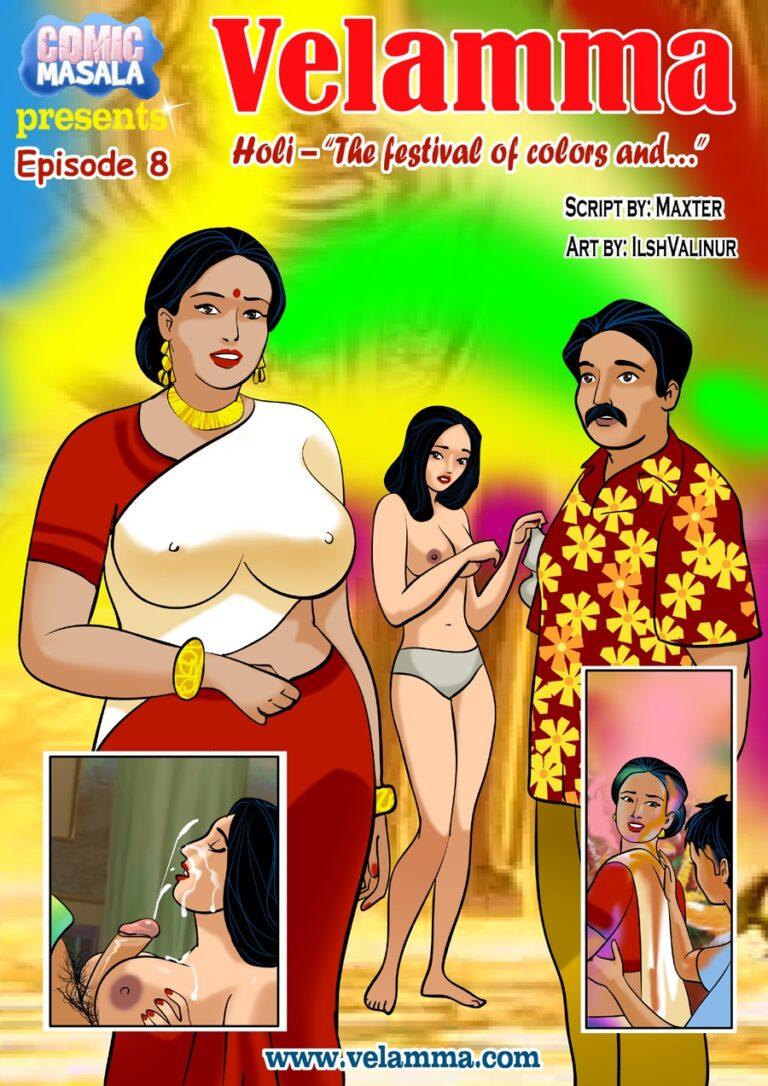 Velamma-Episode-8-Tamil-Page-000