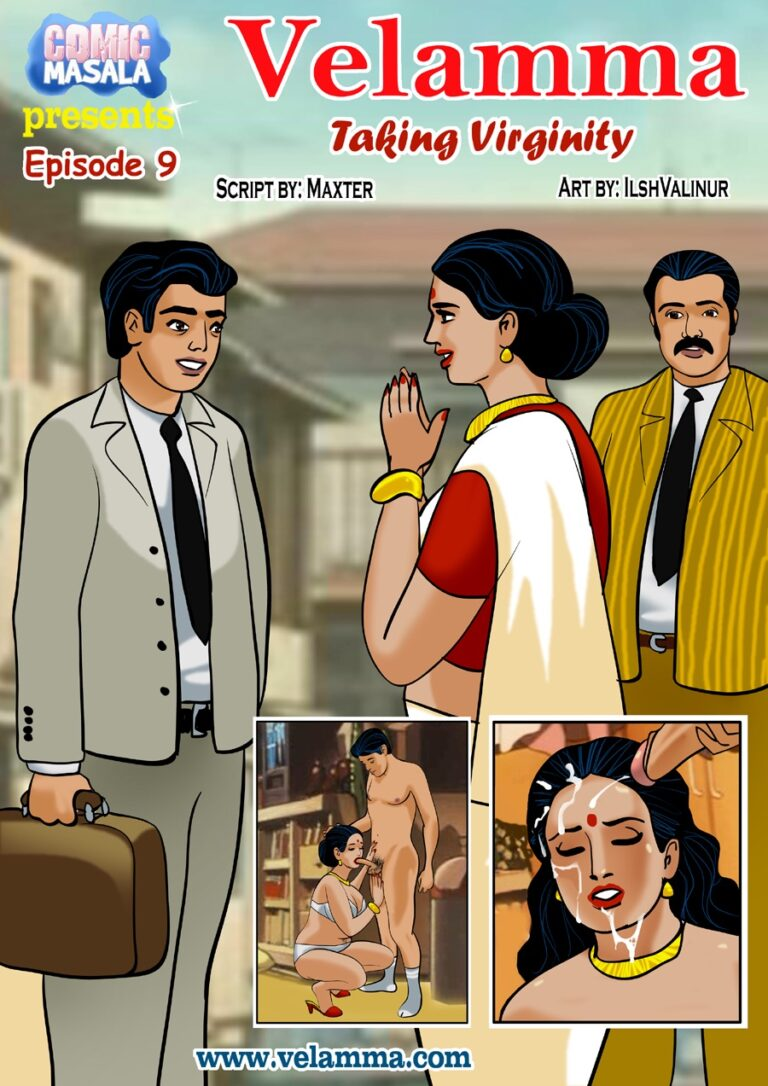Velamma-Episode-9-Tamil-Page-000