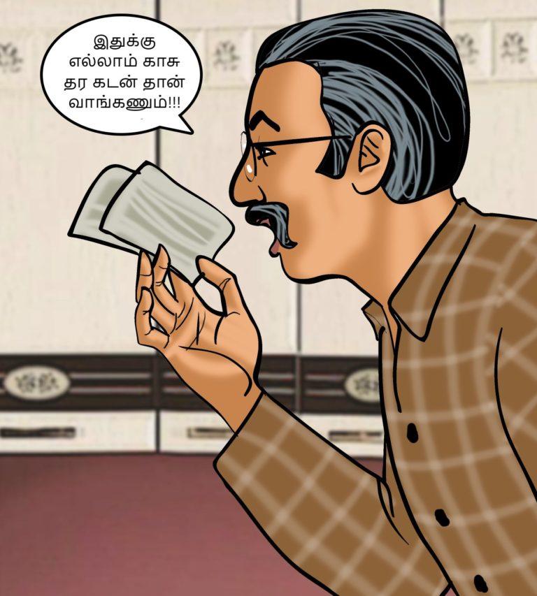 Velamma - Episode 69 - Tamil - Page 009