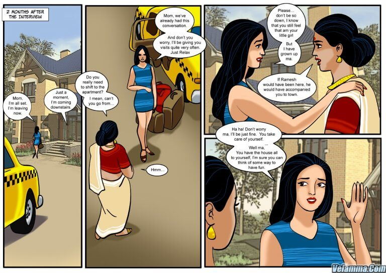 Veena - Episode 2 - A Deal To Remember - Panel 001