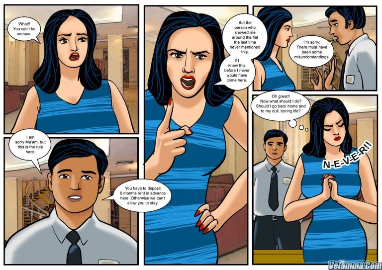 Veena - Episode 2 - A Deal To Remember - Panel 004