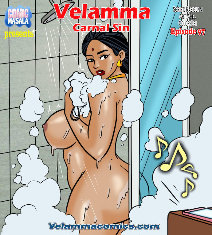 Velamma Episode 97 - Carnal Sin