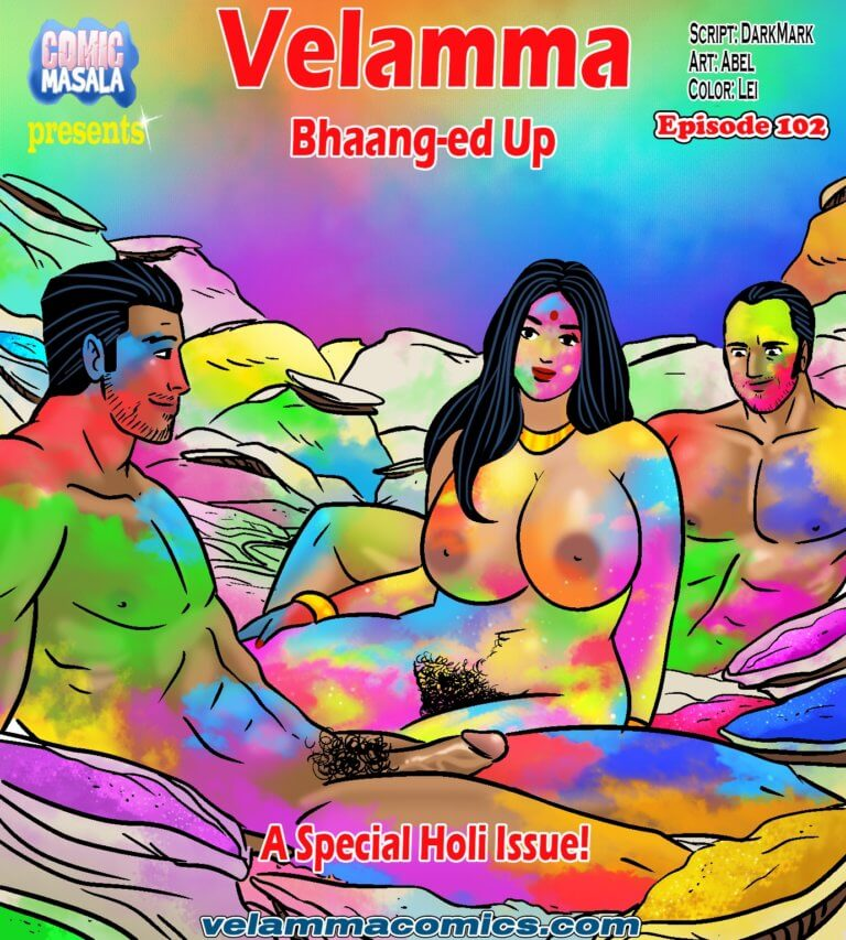 Velamma Episode 102 - Bhaang-ed Up