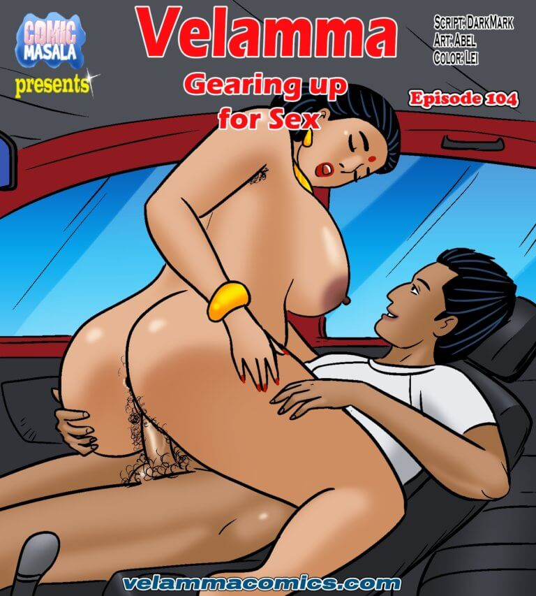 Velamma Episode 104 - Gearing up for Sex