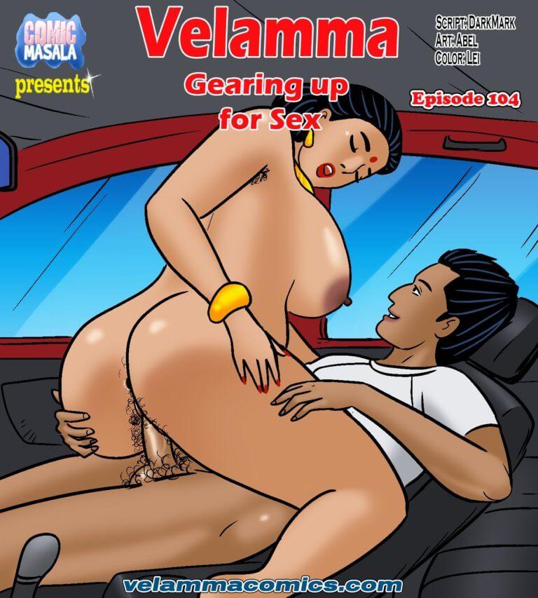 Velamma Episode 104 - Gearing up for Sex