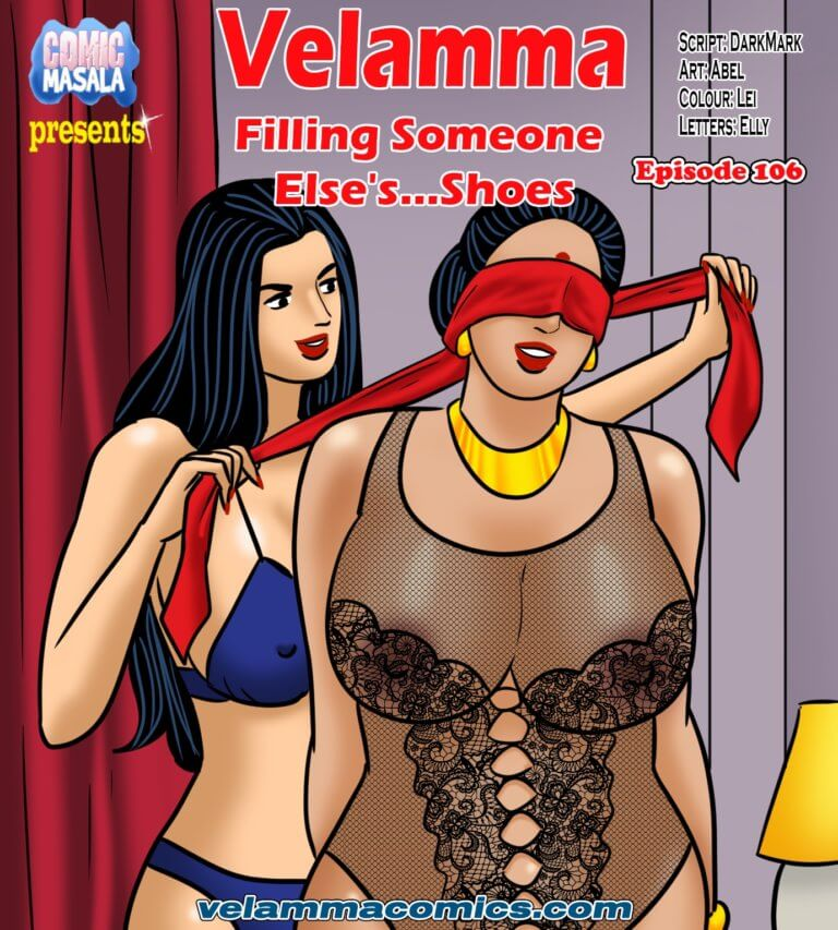 Velamma Episode 106 - Filling Someone Else's...Shoes