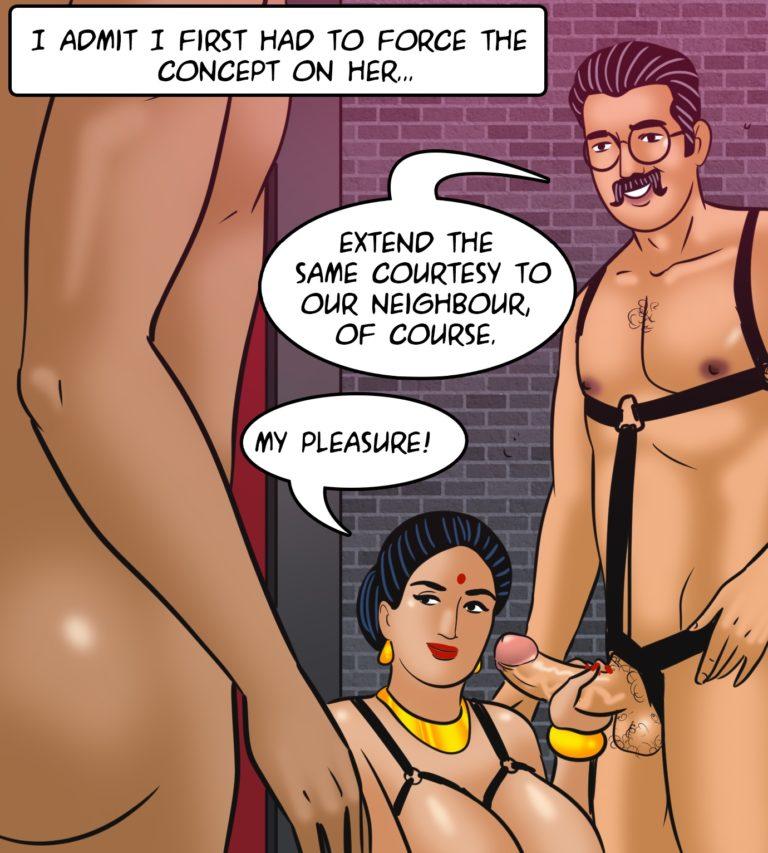 Velamma Episode 109 - Page 006