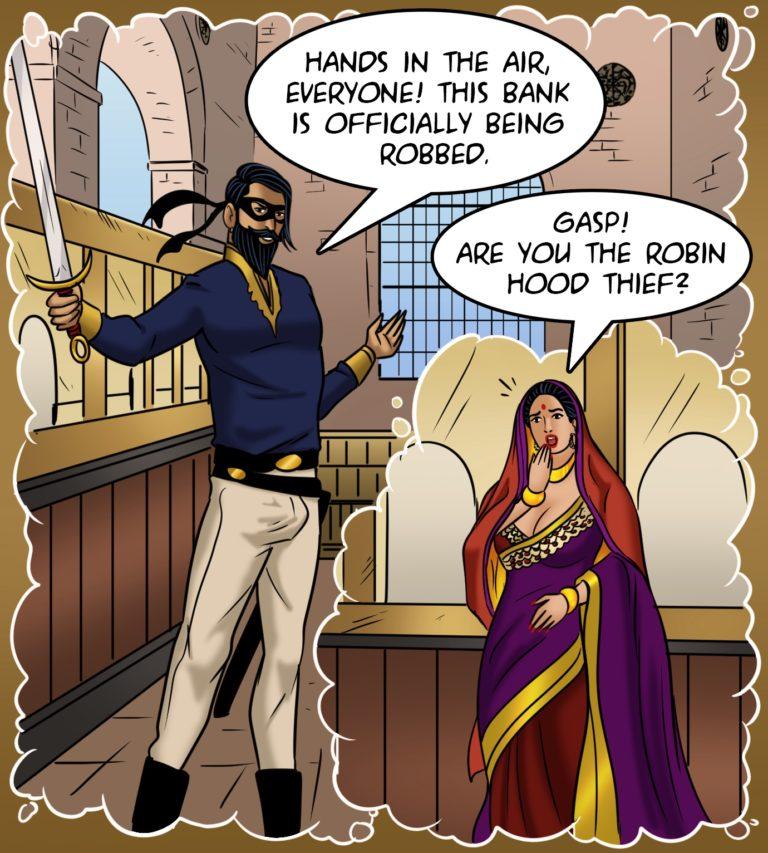 Velamma - Episode 112 - Home Invasion - Page 007
