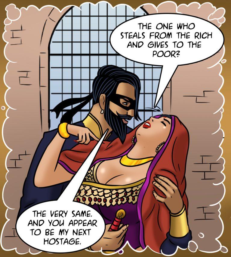 Velamma - Episode 112 - Home Invasion - Page 008