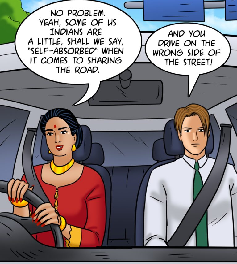 Velamma - Episode 110 - Page 002