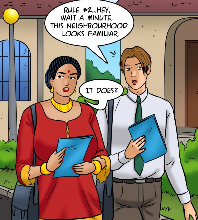 Velamma - Episode 110 - Page 007