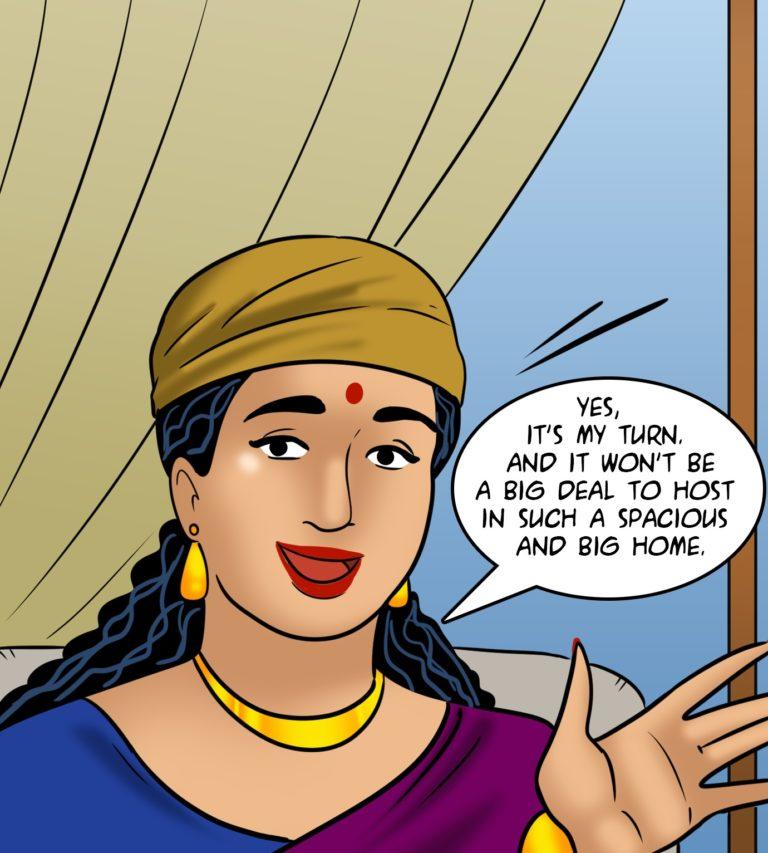 Velamma - Episode 111 - Page 007