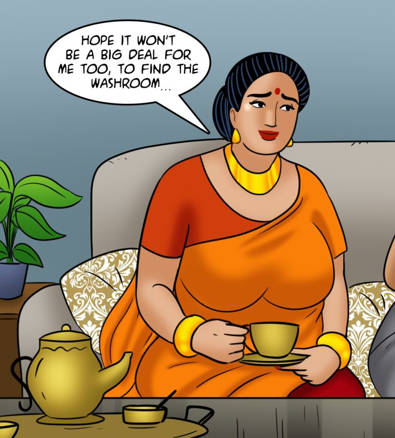 Velamma - Episode 111 - Page 008