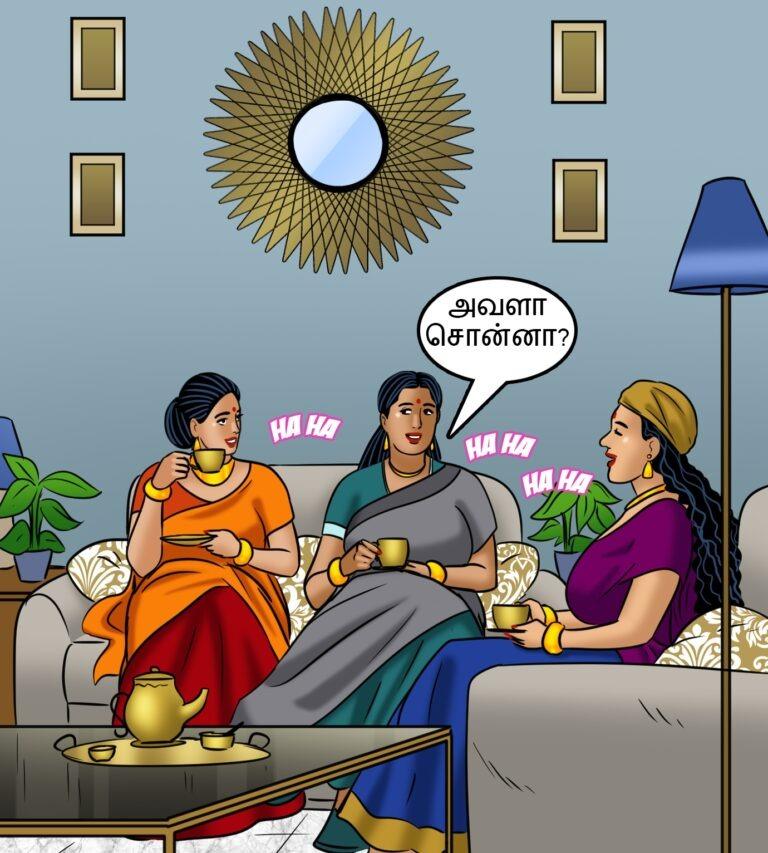 Velamma - Episode 111 - Tamil - Page 001