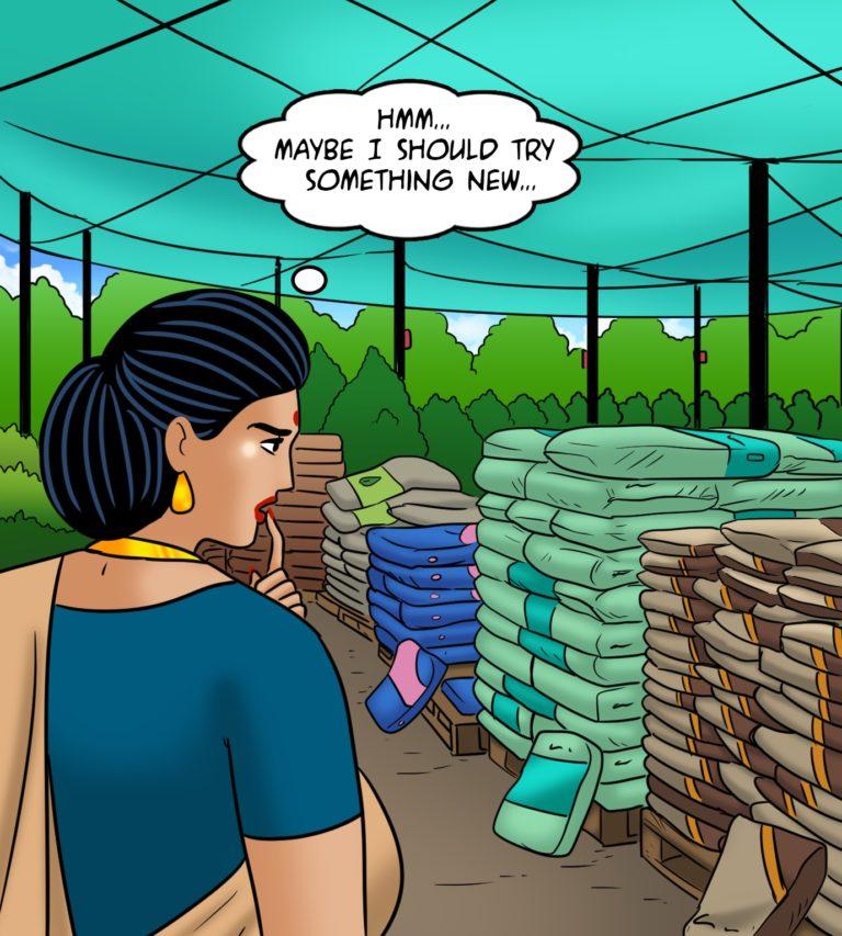 Velamma Comics - Episode 114 - Garden of Earthly Delights - Page 002