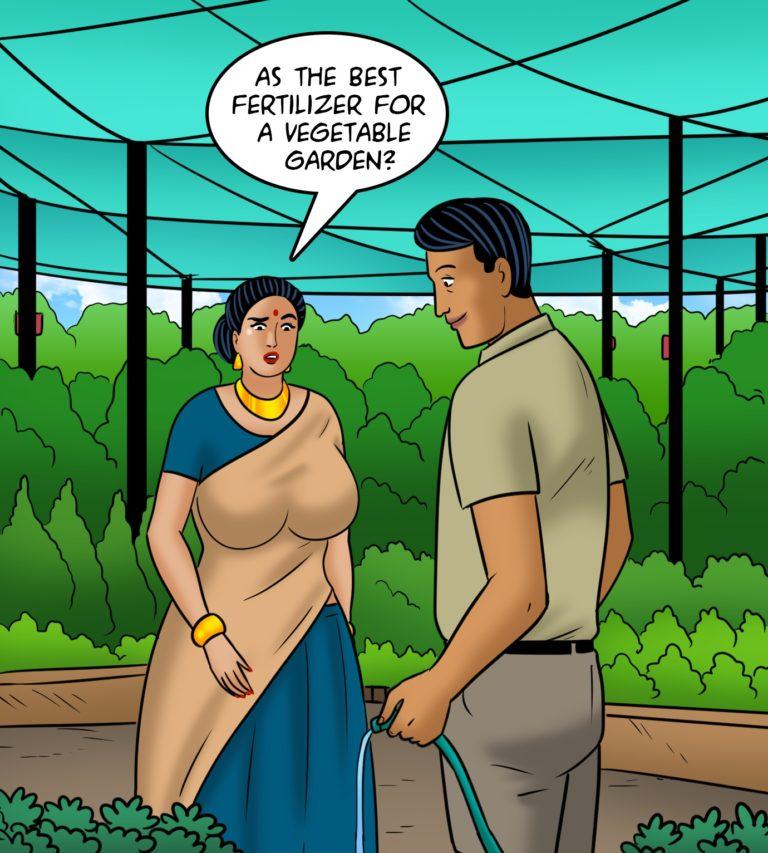 Velamma Comics - Episode 114 - Garden of Earthly Delights - Page 004