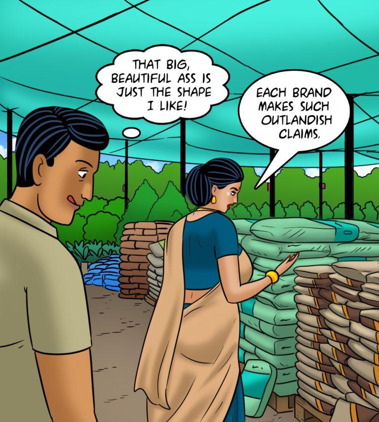 Velamma Comics - Episode 114 - Garden of Earthly Delights - Page 005