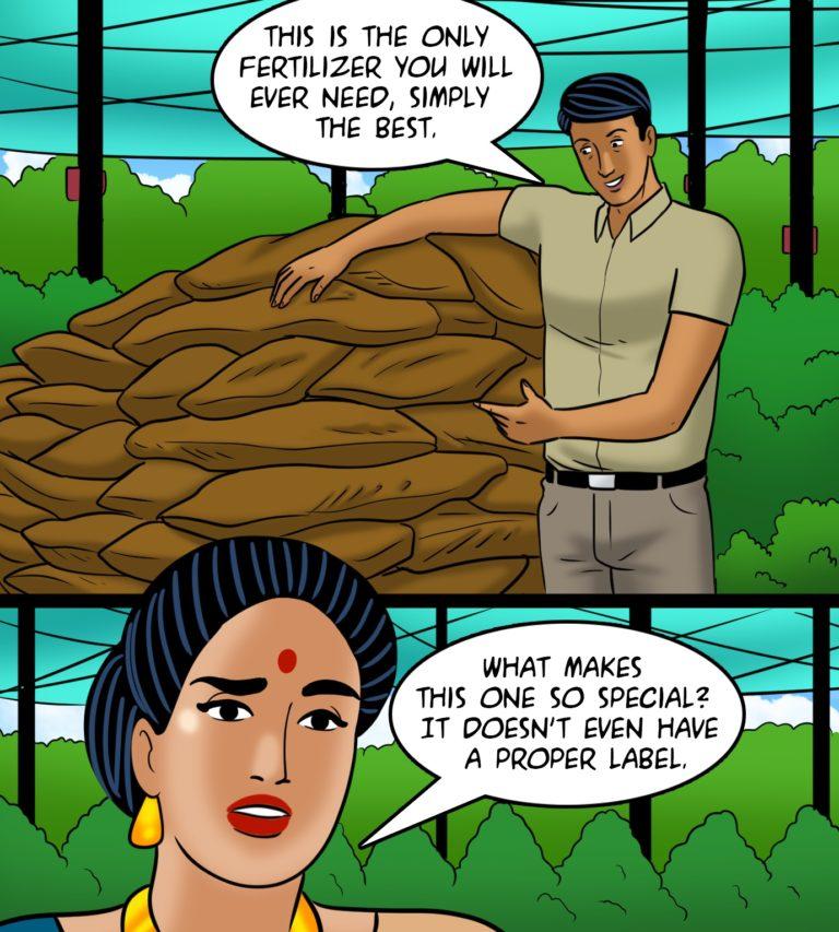 Velamma Comics - Episode 114 - Garden of Earthly Delights - Page 006