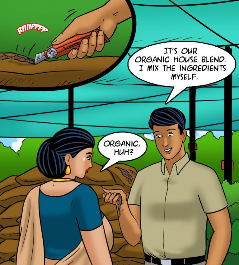 Velamma Comics - Episode 114 - Garden of Earthly Delights - Page 007