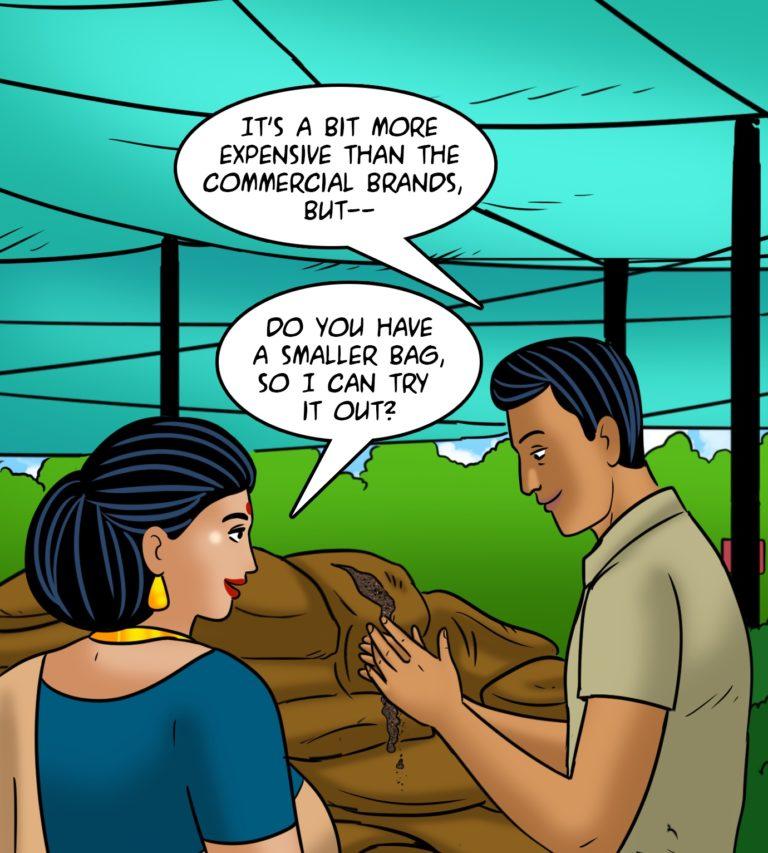 Velamma Comics - Episode 114 - Garden of Earthly Delights - Page 008