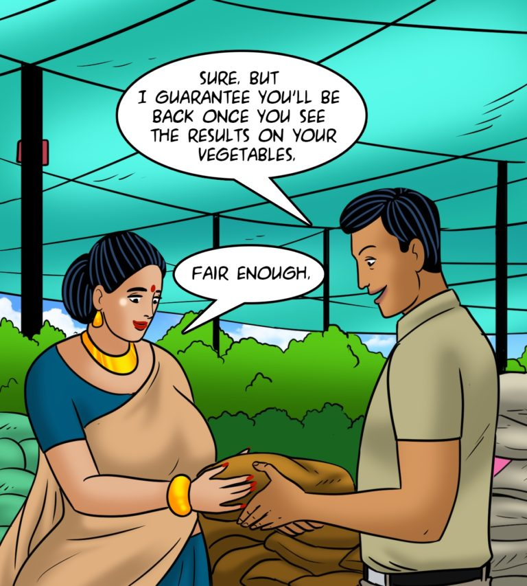 Velamma Comics - Episode 114 - Garden of Earthly Delights - Page 009