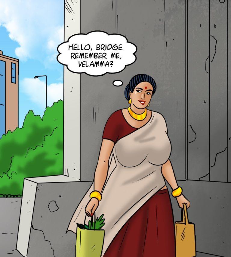 Velamma Comics - Episode 115 - Sucked By Vandals - Page 002
