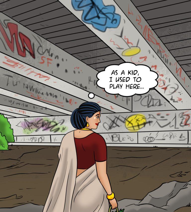 Velamma Comics - Episode 115 - Sucked By Vandals - Page 003