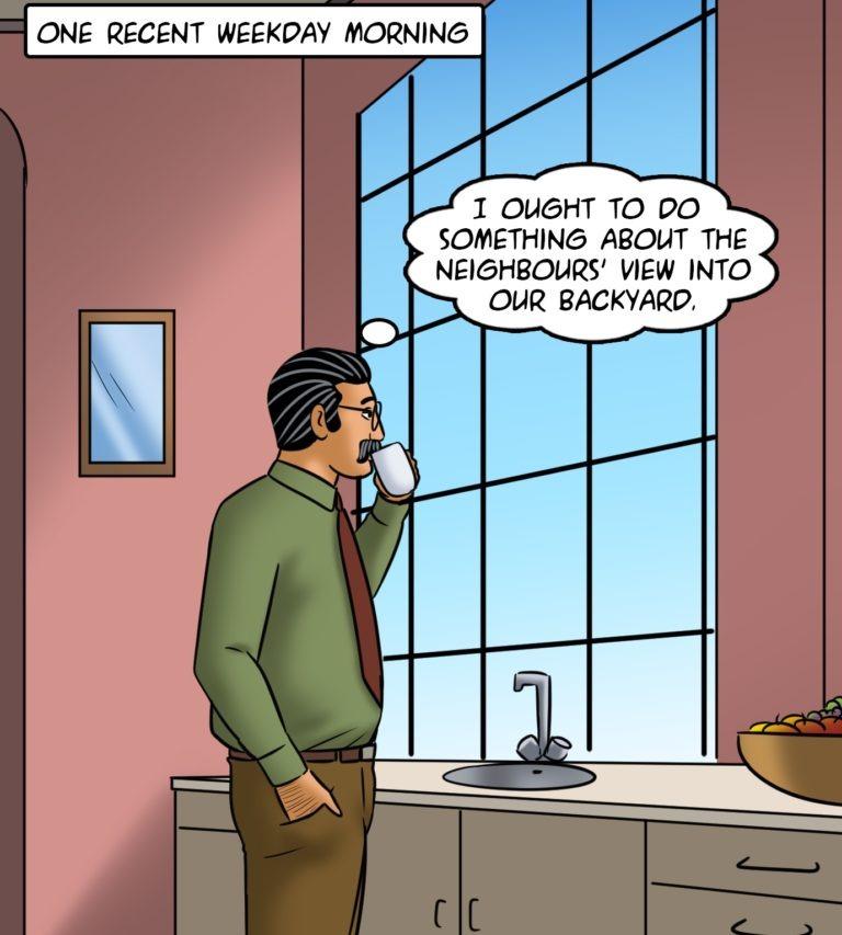 Velamma Comics - Episode 116 - Love Thy Neighbour - Page 001