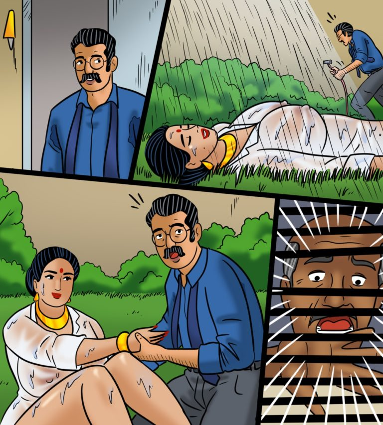 Velamma Comics - Episode 116 - Love Thy Neighbour - Page 002