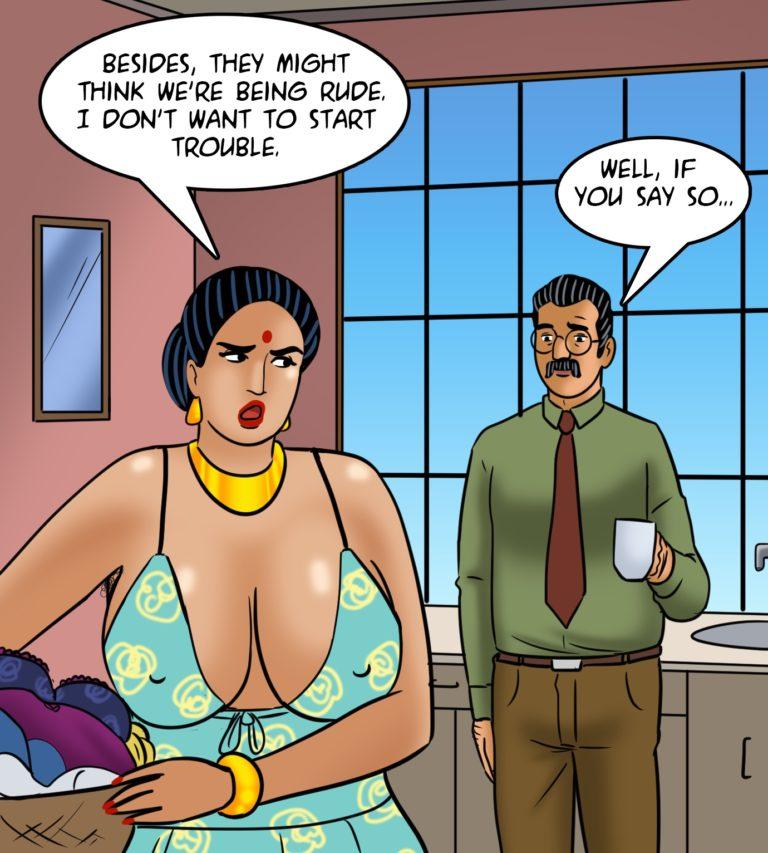Velamma Comics - Episode 116 - Love Thy Neighbour - Page 005
