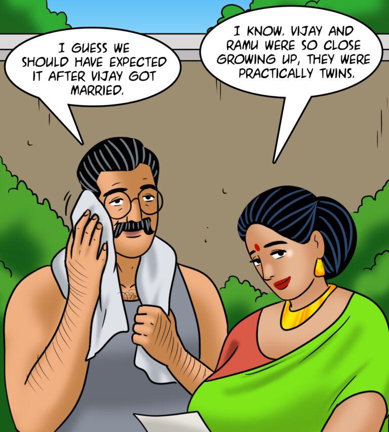 Velamma - Episode 118 - Suhaag Raat - Page 006
