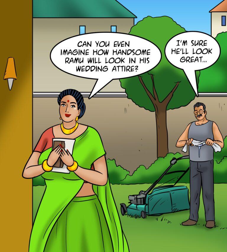 Velamma - Episode 118 - Suhaag Raat - Page 007