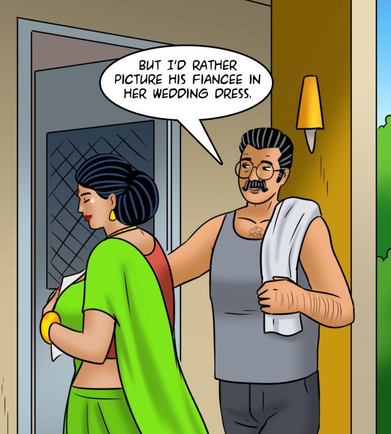 Velamma - Episode 118 - Suhaag Raat - Page 008