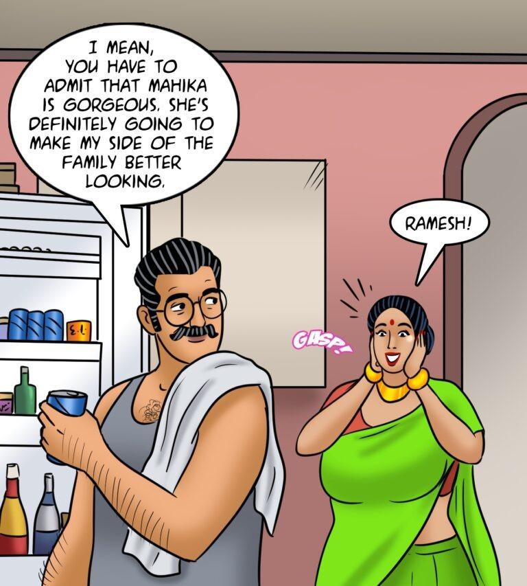 Velamma - Episode 118 - Suhaag Raat - Page 009