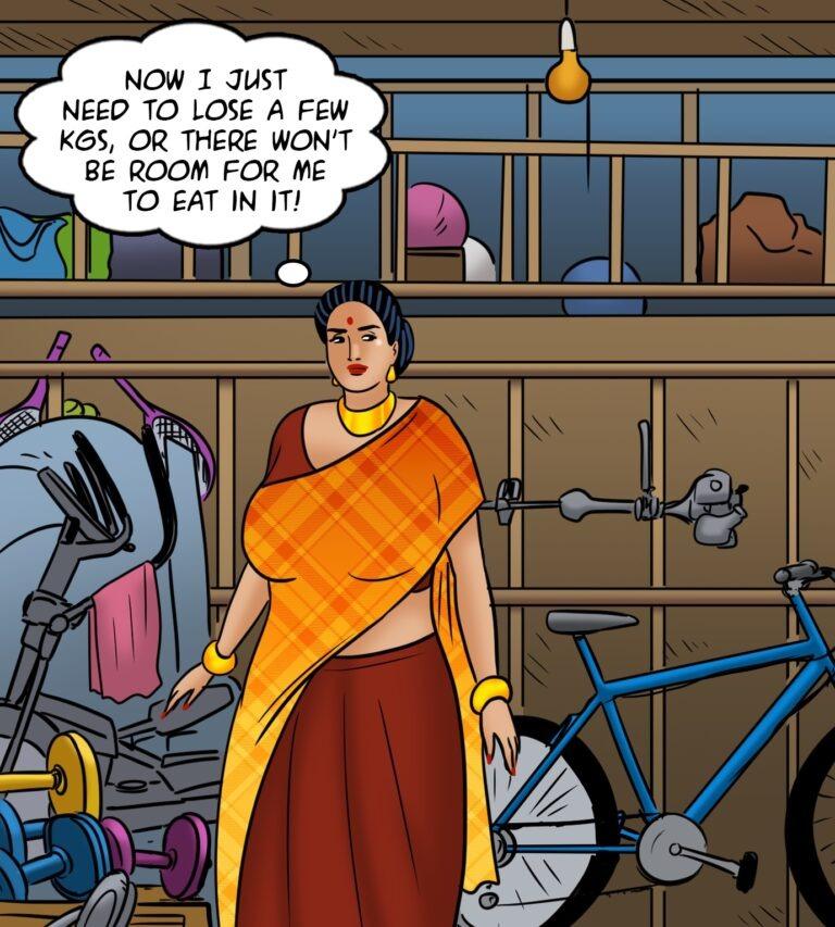 Velamma - Episode 119 - Biker Babe - Page 008